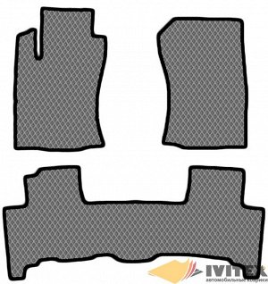 Ковры салонные Lexus GX460 (2009-2013) левый руль