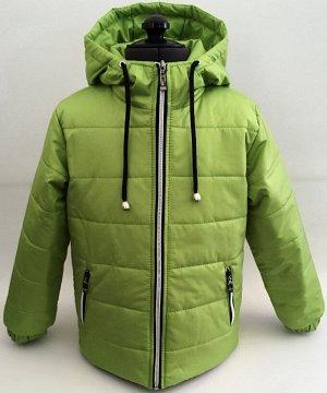 "Куртка демисезонная КСД-16 ""Лера"" р-р 122-146,"