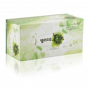 "Салфетки для лица ""Bellagio Green Tea"", 210 шт."