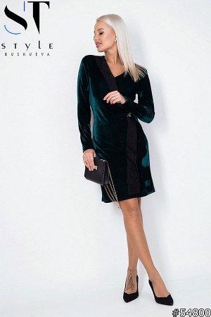 Платье-пиджак 54800