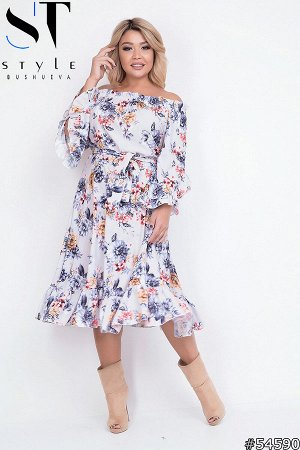 Платье 54590