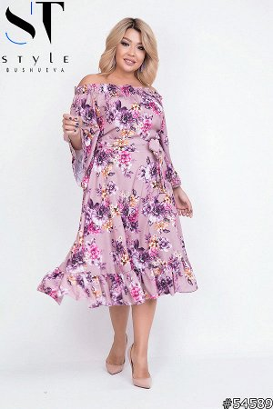 Платье 54589