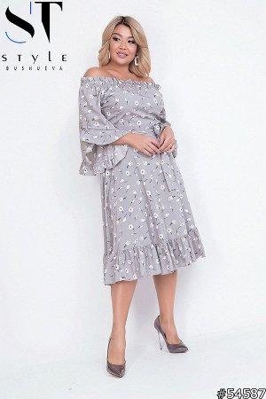 Платье 54587