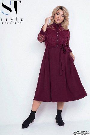 Платье 54561
