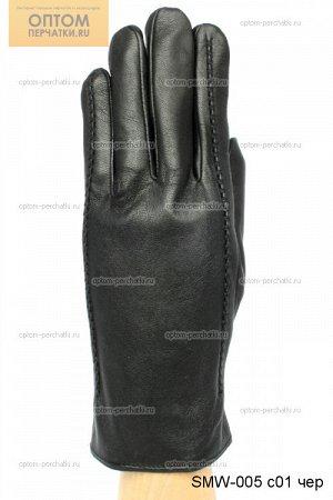 Перчтки мужские кожаные
