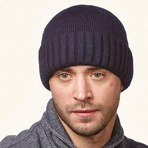 Шапка Шапка. Размер: 59-61. Отворот: шапка с отворотом. Состав: 80% шерсть 20% акрил. Подклад: полный флис. Толщина: шапка толстая