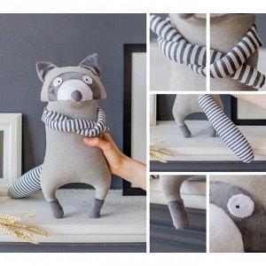 Мягкая игрушка «Енотик Дадли», набор для шитья, 18 ? 22 ? 2.5 см
