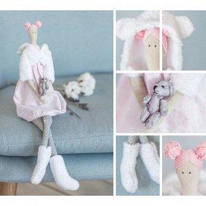 Интерьерная кукла «Алекса», набор для шитья, 18.9 ? 22.5 ? 2.5 см