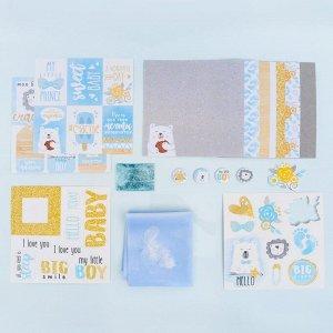 Фотоальбом My little boy. набор для создания. 15.7 ? 15.7 ? 2.5 см