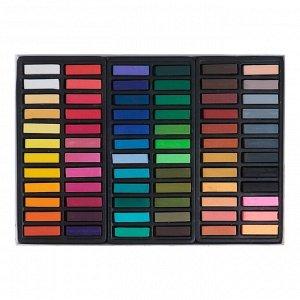 Пастель сухая художественная Soft Faber-Castell GOFA мини 72 цветов 128224