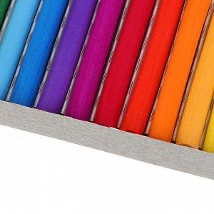 Пастель сухая художественная Спектр «Петербургская», 18 цветов