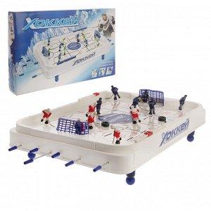 Игра настольная «Хоккей», объёмные игроки, размер игрового поля 70 ? 42 см
