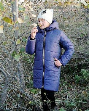"Пальто зимнее КЗД-12 ""Карина"" р-р 146-164,"