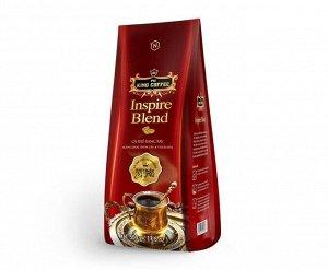 """Молотый кофе """"Inspire Blend"""" т.м. King Coffee, 500 гр."""