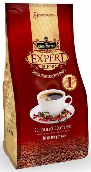 """Молотый кофе """"Expert №1"""" т.м. King Coffee, 500 г"""