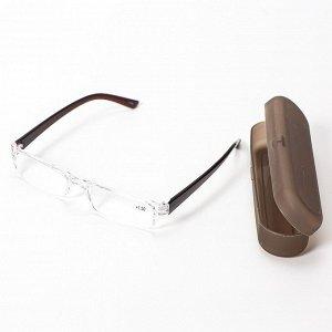 Очки для зрения в футляре +1,5