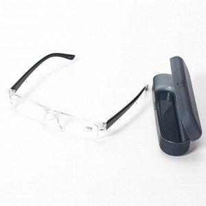 Очки для зрения в футляре +2,5