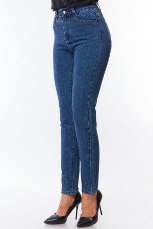 Зауженные синие джинсы K6026-77-2 рр 26