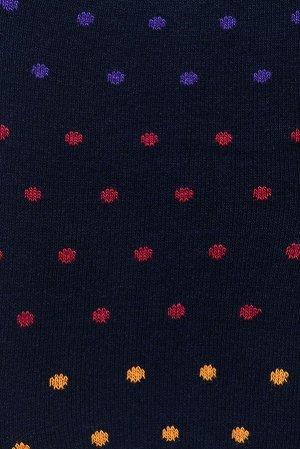 Носки мужские (разноцветная точка)