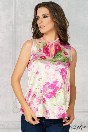 Блуза Либель (фуксия)