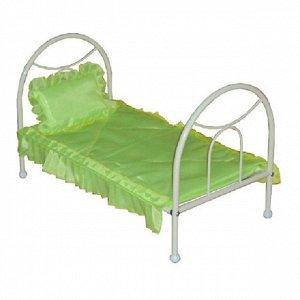 Кроватка д/куклы КР-110