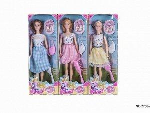 Кукла 7738-А Sariel с аксесс. в кор.
