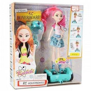 Кукла Девчонка на гироскутере HP1097860