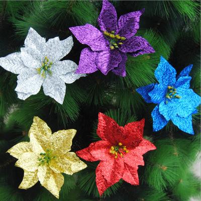 💫Новый 2021 год! Много подарков и декора!💫 — цветы на елку — Все для Нового года
