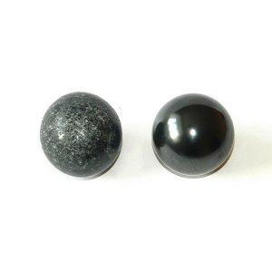 Гармонизатор шаровый из шунгита и талькохлорида