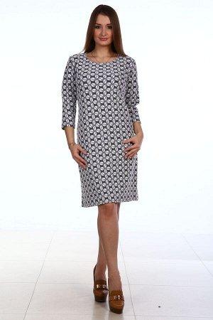 Платье из Жаккарда (М-312)