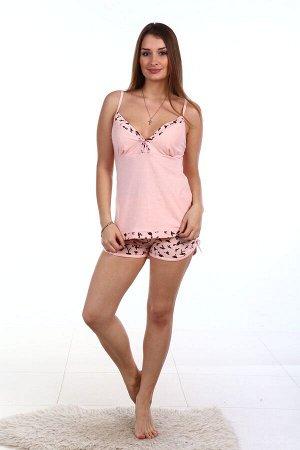 Пижама Пижама трикотажная (М-284). 100% Хлопок