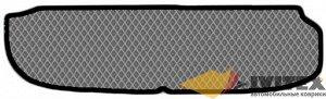 Коврик в багажник (маленький, при разложенном 3 ряде) Toyota Ipsum (1996-2001)