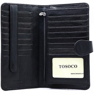 A03-009 кошелёк TOSOCO натуральная кожа