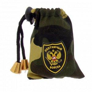 """Набор стопок в мешке """"Охотничьи войска"""", 30 мл, 3 шт."""