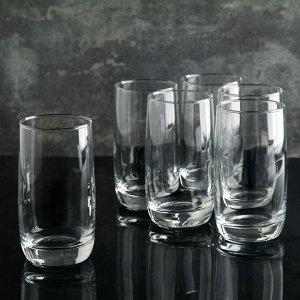 Набор стаканов Luminarc «Французский ресторанчик», 330 мл, 6 шт