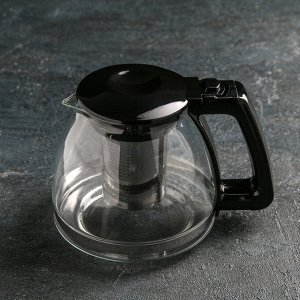 Чайник заварочный 1 л «Душевность», цвет МИКС