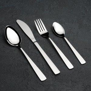 Набор столовых приборов «Эстет», 24 предмета