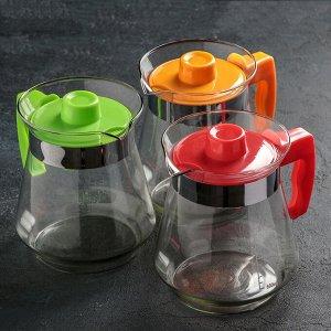 Чайник заварочный «Элиот», 1,5 л, цвет МИКС