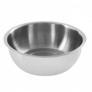 Миска «Классика», 3,5 л, 29 см, толщина металла 0,8 мм