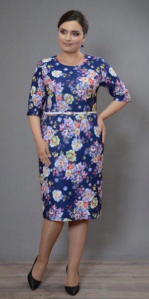 Платье П-595