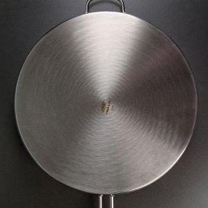 Сковорода 31,6 см, 5 л, ТРС-3, прутковые ручки