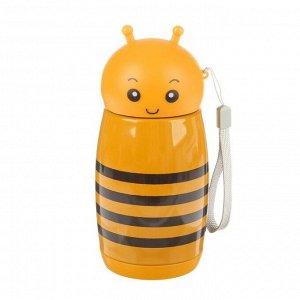 """Термос """"Пчёлка"""", 280 мл, 7х16.5 см"""