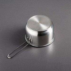 Ковш Amet, 1,75 л, для кипячения молока, d=16 см, капсульное дно