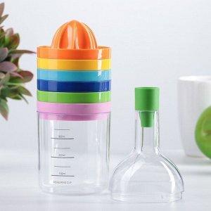 Бутылка универсальная кухонная «Чудо», 29?9 см, цвет МИКС