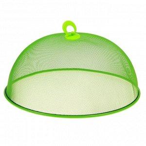 Крышка для продуктов Доляна, d=35 см, цвет МИКС