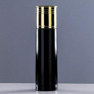 """Термос """"Патрон"""", 500 мл, сохраняет тепло 12 ч, чёрный, 7х25,5 см 3563293"""