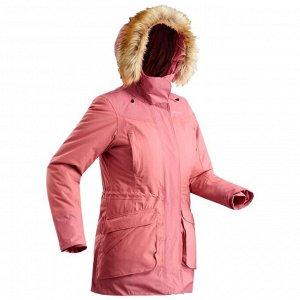 Зимняя куртка парка качественный пошив,  много функциональных карманов