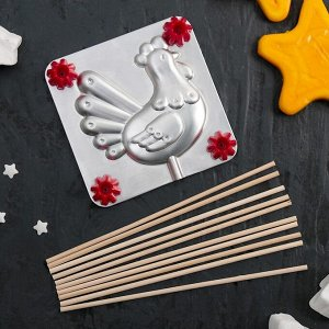 Набор для приготовления леденцов и мармелада «Курочка Ряба», цвет МИКС 2603600
