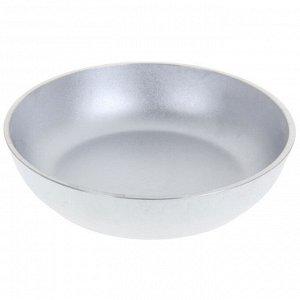 Сковорода с утолщенным дном, 24*6 см