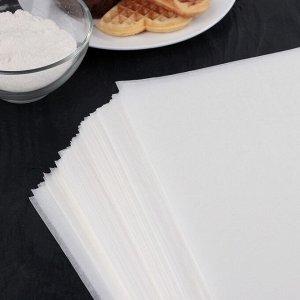 Бумага для выпечки, профессиональная 40 х 60 cм Nordic EB Golden, 500 листов, силиконизированная 4077354